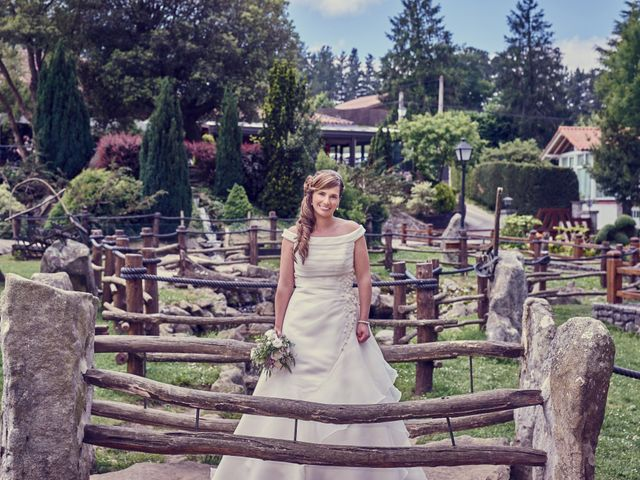 La boda de Aritz y Hiart en Kortezubi, Vizcaya 19