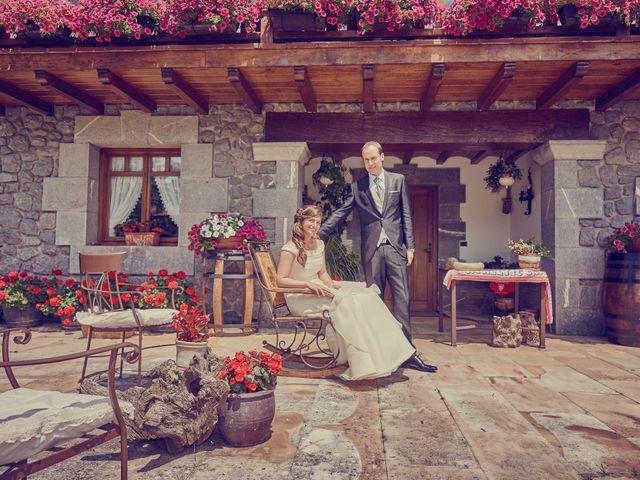 La boda de Aritz y Hiart en Kortezubi, Vizcaya 22