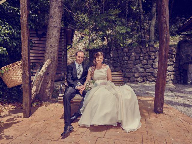 La boda de Aritz y Hiart en Kortezubi, Vizcaya 25