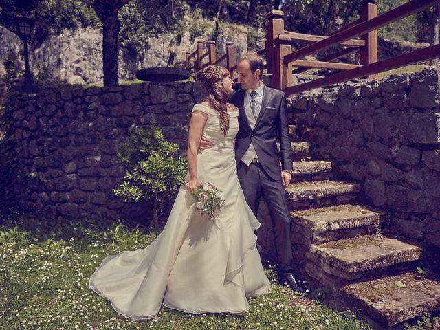La boda de Aritz y Hiart en Kortezubi, Vizcaya 26