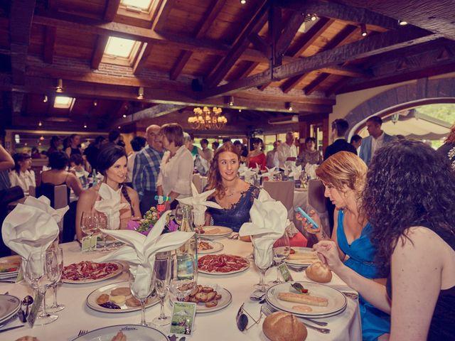 La boda de Aritz y Hiart en Kortezubi, Vizcaya 28