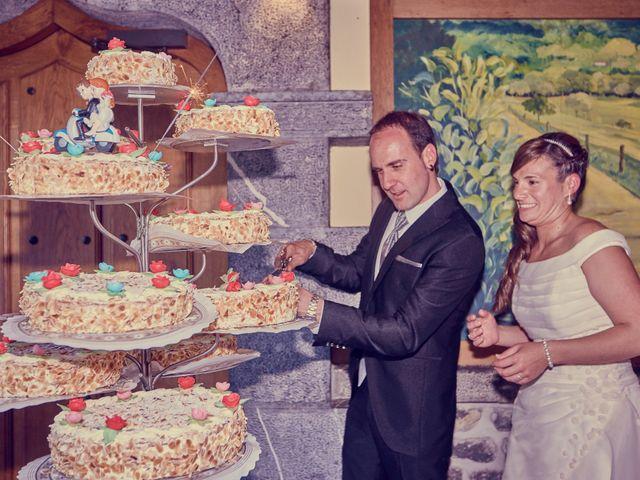 La boda de Aritz y Hiart en Kortezubi, Vizcaya 30