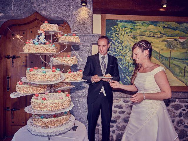 La boda de Aritz y Hiart en Kortezubi, Vizcaya 31