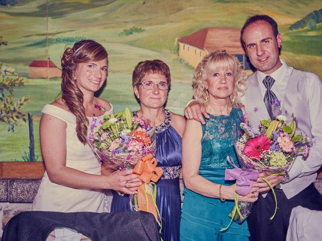 La boda de Aritz y Hiart en Kortezubi, Vizcaya 33