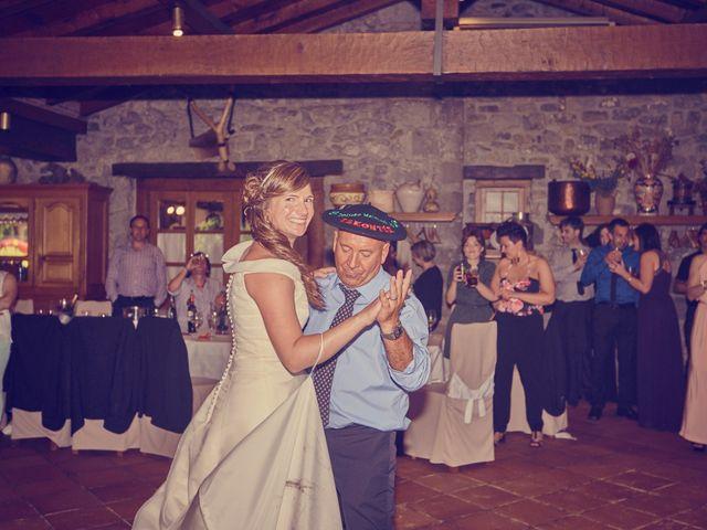 La boda de Aritz y Hiart en Kortezubi, Vizcaya 39