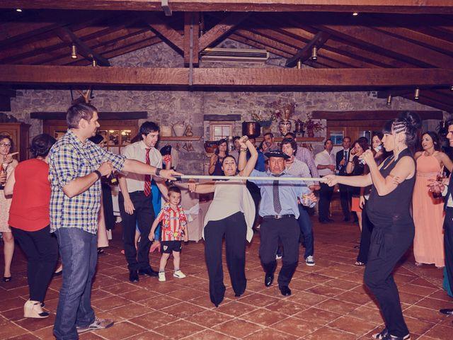 La boda de Aritz y Hiart en Kortezubi, Vizcaya 44
