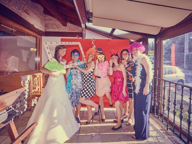 La boda de Aritz y Hiart en Kortezubi, Vizcaya 45