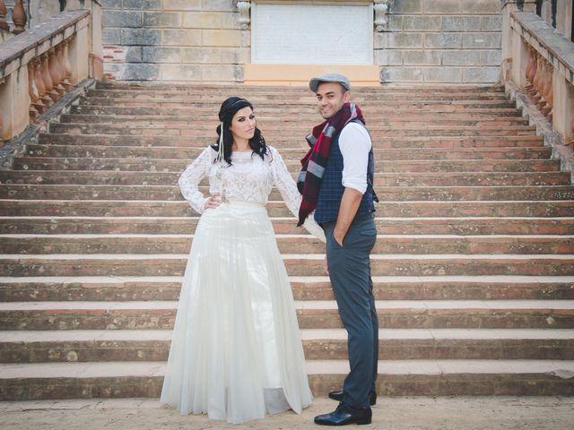 La boda de Sam y Amber en Bigues, Barcelona 5