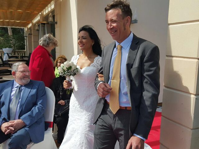 La boda de Pedro  y Leni  en Illetas, Islas Baleares 2