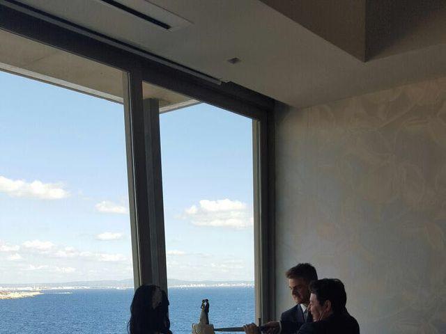 La boda de Pedro  y Leni  en Illetas, Islas Baleares 5