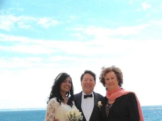La boda de Pedro  y Leni  en Illetas, Islas Baleares 10