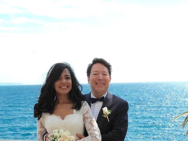 La boda de Pedro  y Leni  en Illetas, Islas Baleares 11