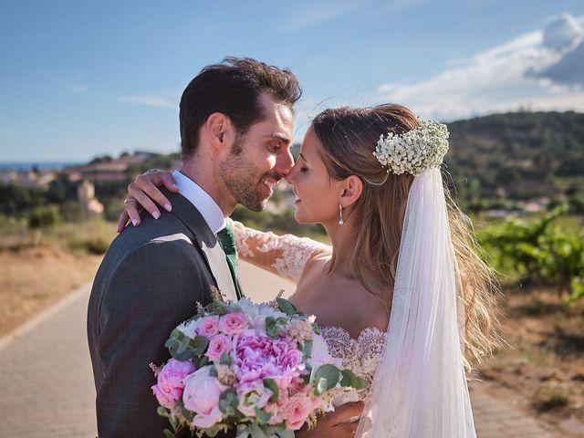 La boda de Lluís y Marta  en Teia, Barcelona 1