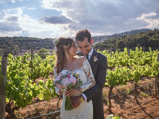 La boda de Lluís y Marta  en Teia, Barcelona 4