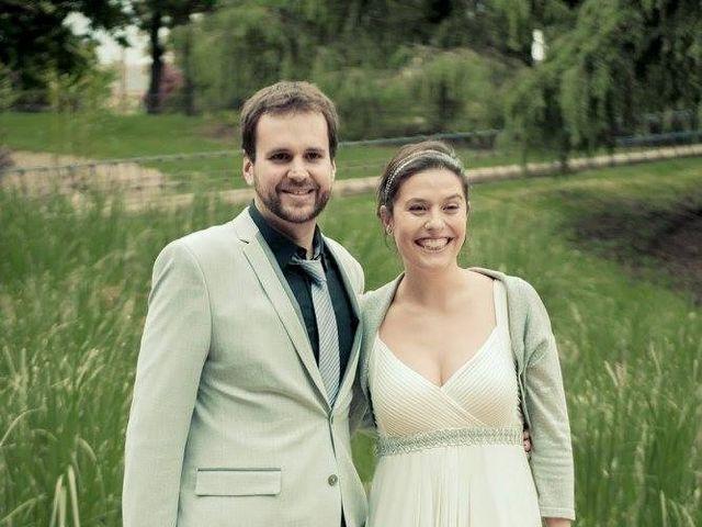 La boda de Jordi y Isabel en Madrid, Madrid 3