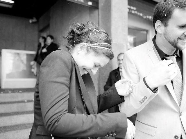 La boda de Jordi y Isabel en Madrid, Madrid 2