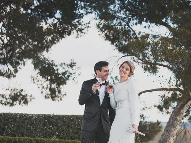 La boda de Pedro y Juliana en Aranjuez, Madrid 43