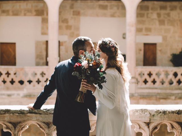La boda de Alex y Nieves en Salamanca, Salamanca 9