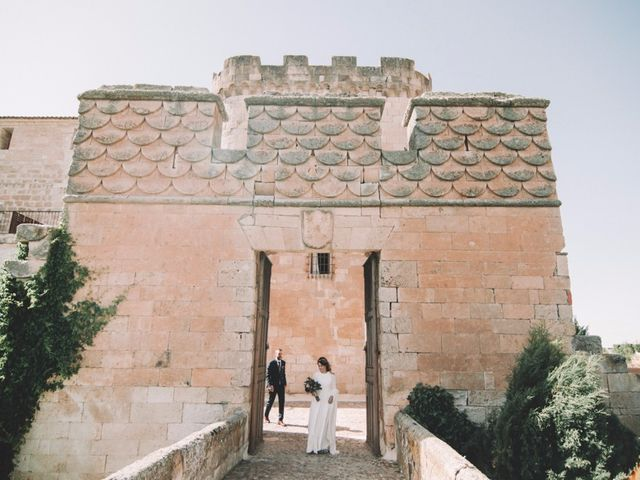 La boda de Alex y Nieves en Salamanca, Salamanca 10