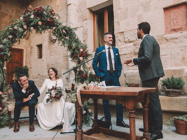 La boda de Alex y Nieves en Salamanca, Salamanca 12