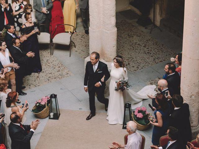 La boda de Alex y Nieves en Salamanca, Salamanca 13