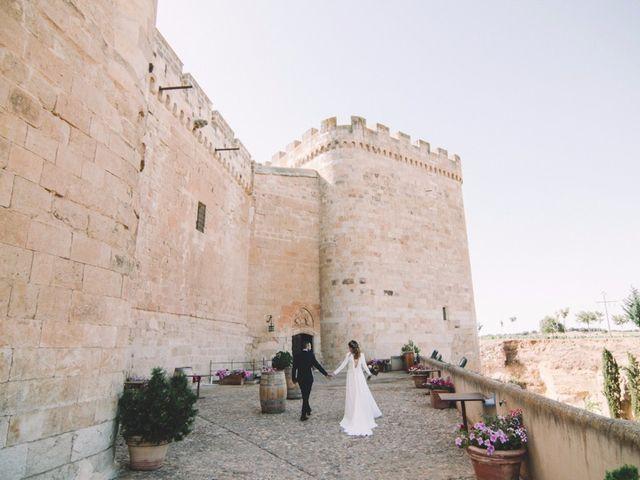 La boda de Alex y Nieves en Salamanca, Salamanca 15