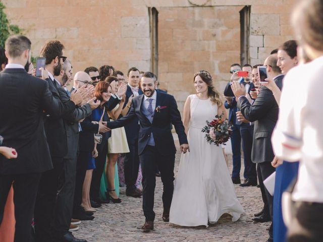La boda de Alex y Nieves en Salamanca, Salamanca 21