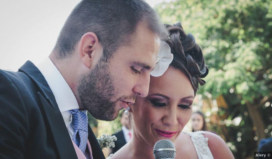 La boda de Martín y Rocío en Los Barrios, Cádiz