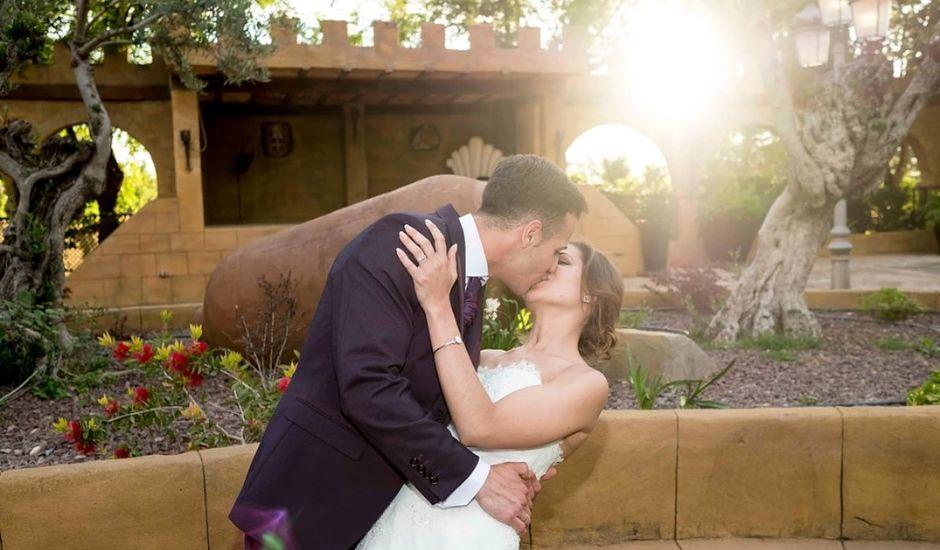 La boda de Joshua y Alexandra en El Casar, Guadalajara