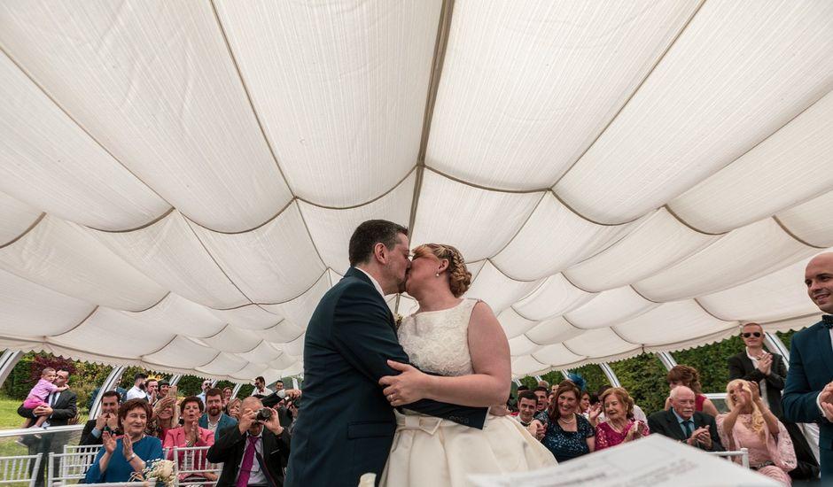 La boda de Omar y Cristina en San Cucao, Asturias