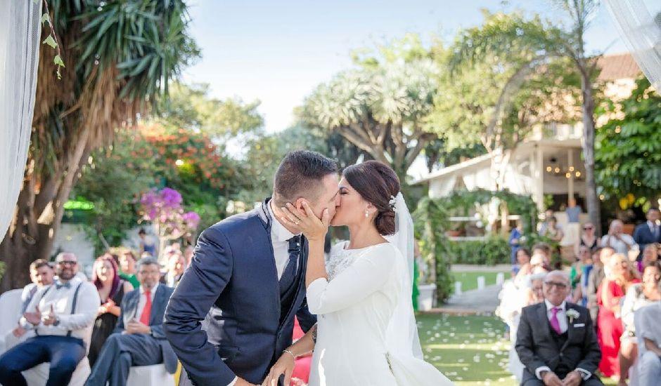 La boda de Juan Luis y Lidia en La Linea De La Concepcion, Cádiz