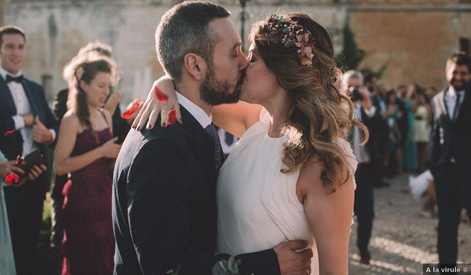 La boda de Alex y Nieves en Salamanca, Salamanca