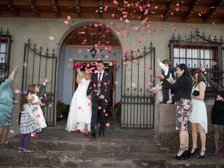 La boda de Gema y Fernando