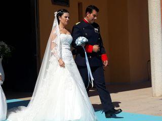 La boda de Mari y Edu