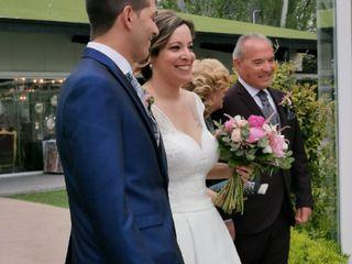 La boda de Sheila y David 2