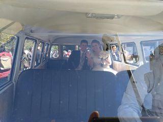 La boda de Saskia y Iñaki