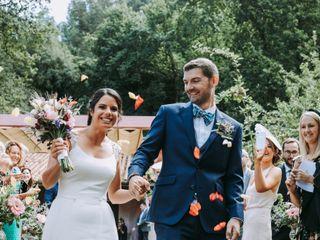 La boda de Jenifer y Paul