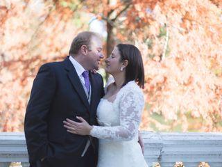 La boda de Anabelle y Andrés