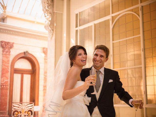 La boda de Alessandra y Manuel