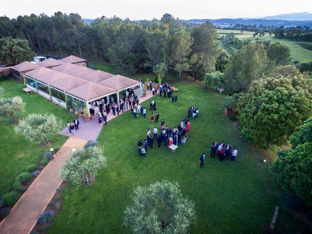 La boda de Joan y Silvia en Pontos, Girona 4