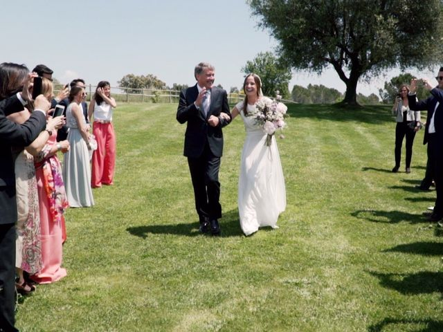 La boda de Joan y Silvia en Pontos, Girona 6