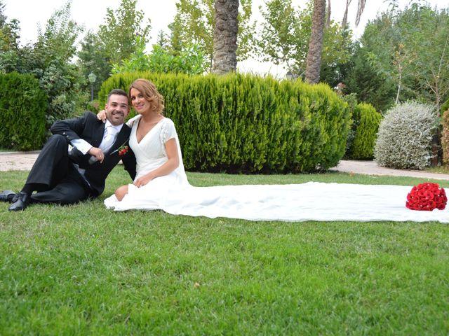 La boda de Soraya y Roberto