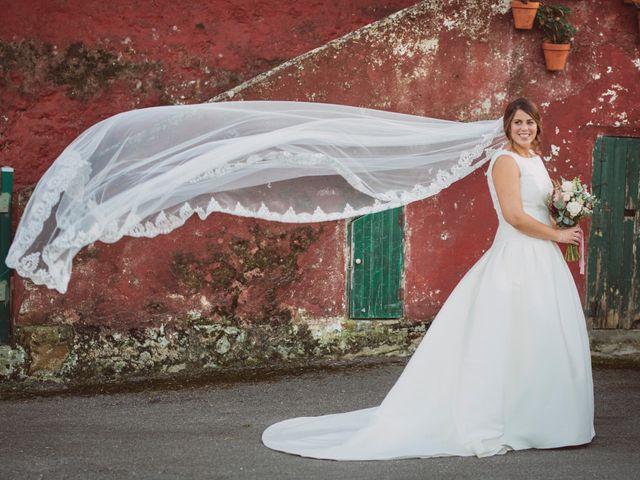 La boda de Toño y Andrea en Oviedo, Asturias 30