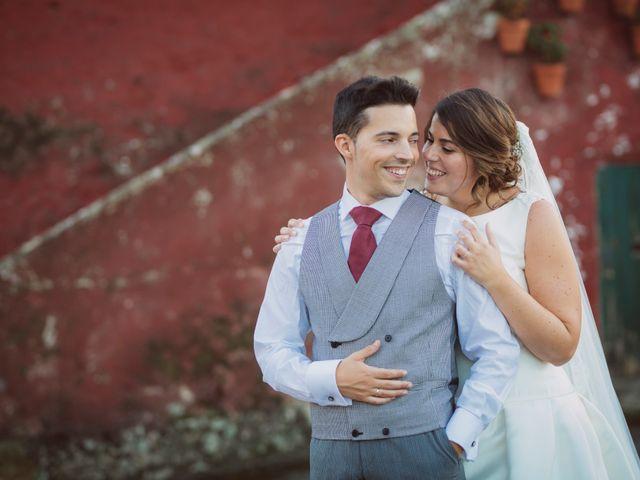 La boda de Toño y Andrea en Oviedo, Asturias 31