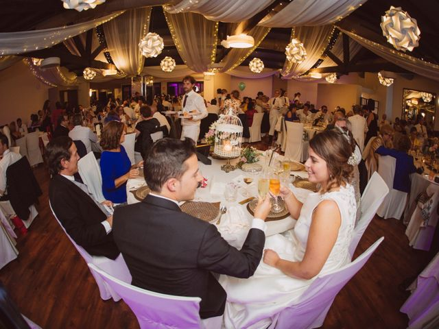 La boda de Toño y Andrea en Oviedo, Asturias 47