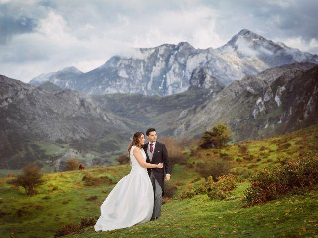 La boda de Toño y Andrea en Oviedo, Asturias 55