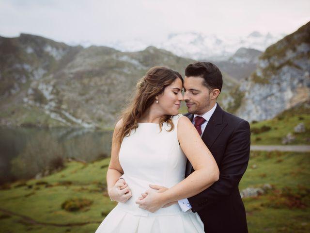 La boda de Toño y Andrea en Oviedo, Asturias 58