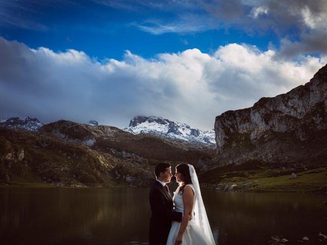 La boda de Toño y Andrea en Oviedo, Asturias 59