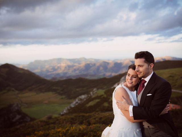 La boda de Toño y Andrea en Oviedo, Asturias 66