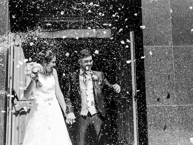 La boda de Daniel y Yunilda en Lleida, Lleida 1